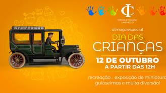Circolo comemora Dia das Crianças com atrações especiais!