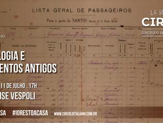 La Bottega del Circolo: Genealogia e Documentos Antigos