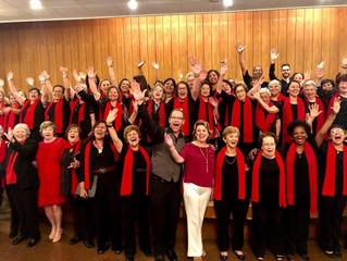 Concerto de Corais emociona o público com repertório especial de Natal