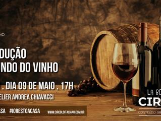 La Bottega de Circolo: Aula gratuita sobre o Mundo do Vinho
