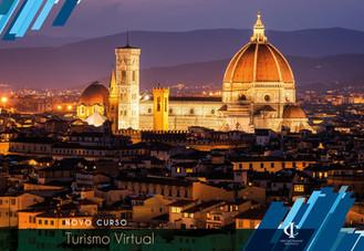 Curso Turismo Virtual:Uma inesquecível experiência eno-gastronômica-cultural pelos burgos da Toscana