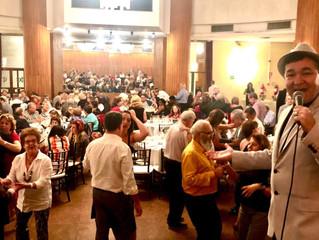 Jantar de Confraternização traz noite brilhante e de muita alegria