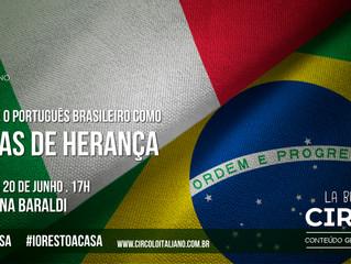 La Bottega del Circolo:O italiano e o português brasileiro como Línguas de Herança