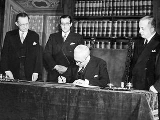 Conferência sobre 70 anos da Constituição Italiana