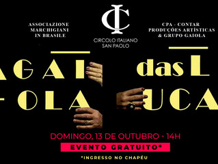 ESPETÁCULO GRATUITO: A Gaiola das Loucas!