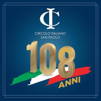 Exposição inédita e Grande Festa marcam as comemorações dos 108 anos do Circolo Italiano!