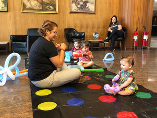 Dia das Crianças: muita diversão para a garotada!