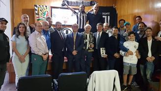 Circolo recebe torcedores em transmissão do Campeonato Italiano