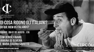 """La Bottega del Circolo: """"DI COSA RIDONO GLI ITALIANI? Do que riem os italianos?"""""""