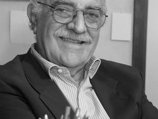 Morre o arquiteto Gian Carlo Gasperini, aos 93 anos de idade