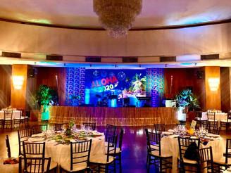 Circolo Italiano traz o Havaí para seus salões e recebe 2020 em grande estilo!