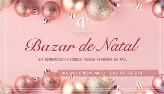 Antecipe suas compras no Bazar de Natal do Circolo Italiano!