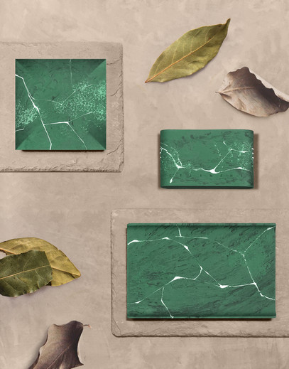 GREEN MARBLE CELEMENT