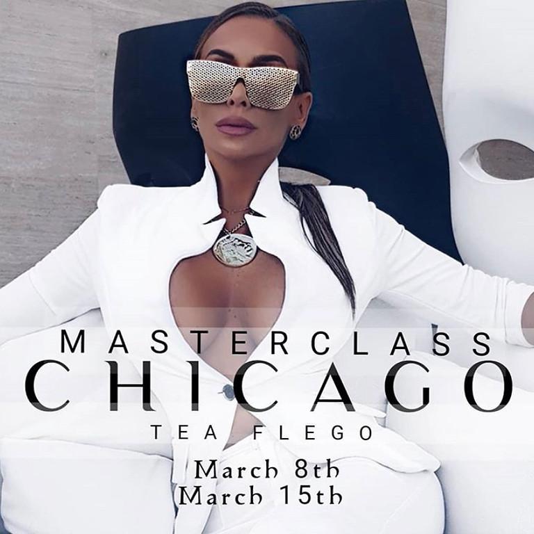 """TEA FLEGO """"GLAM MA"""" MASTER CLASS"""