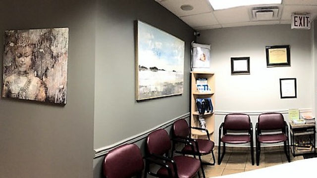 Picture of Guildford Clinic Waiting Room