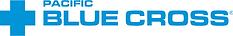 Pacific Blue Cross Insurance Logo Logo