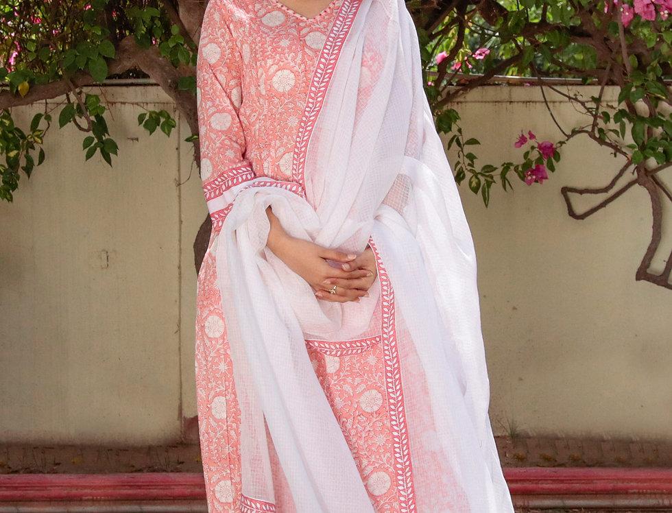 Mughal Jaal Kurta
