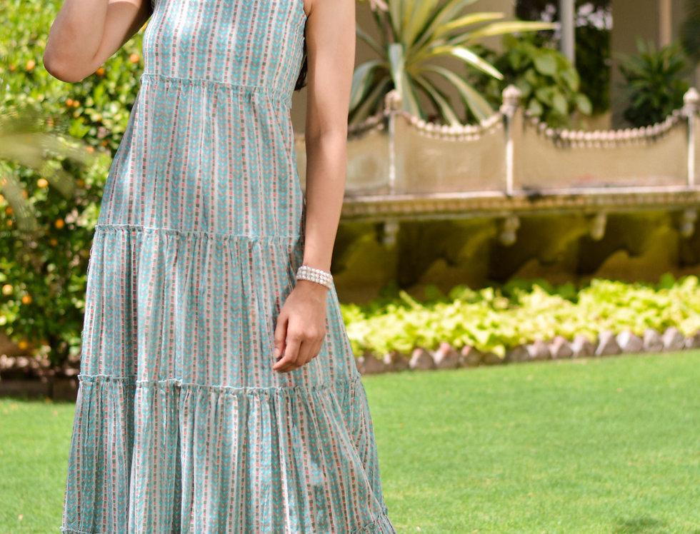 Summer Pastels Dress