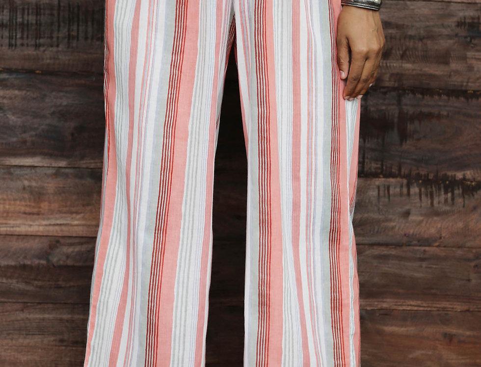 Multi-Stripe Trouser