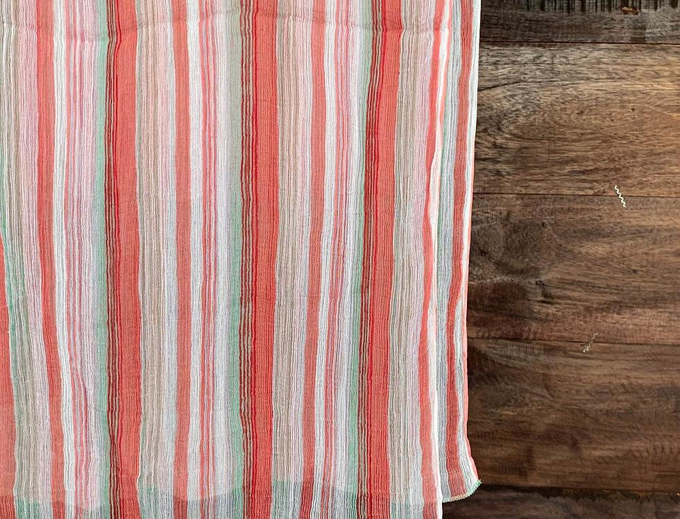 Multi Stripe Dupatta