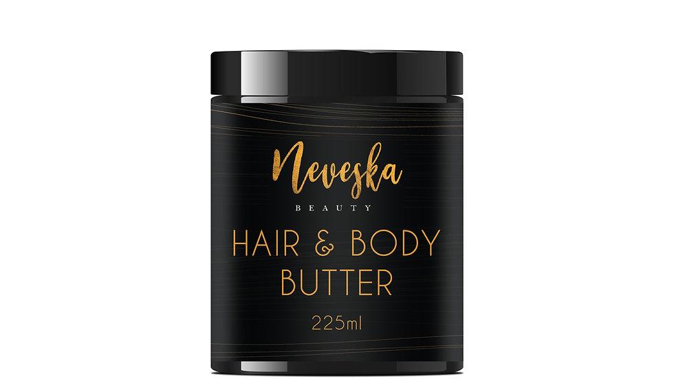 Hair & Body Butter