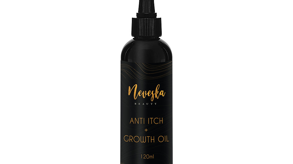 Anti Itch + Growth Oil