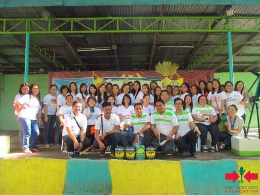 The Spirit of Volunteerism: Brigada Eskwela 2016