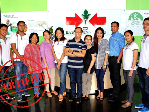 PCNC Accreditation of East-West Seed Foundation, Inc.
