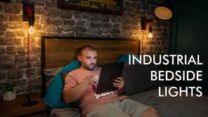 How To Make Industrial Bedside Lights