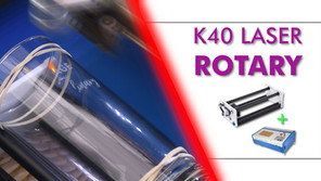 Engraving Glasses With A K40 Laser
