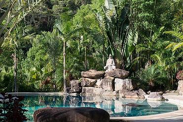 gymea pool with buddha.jpg