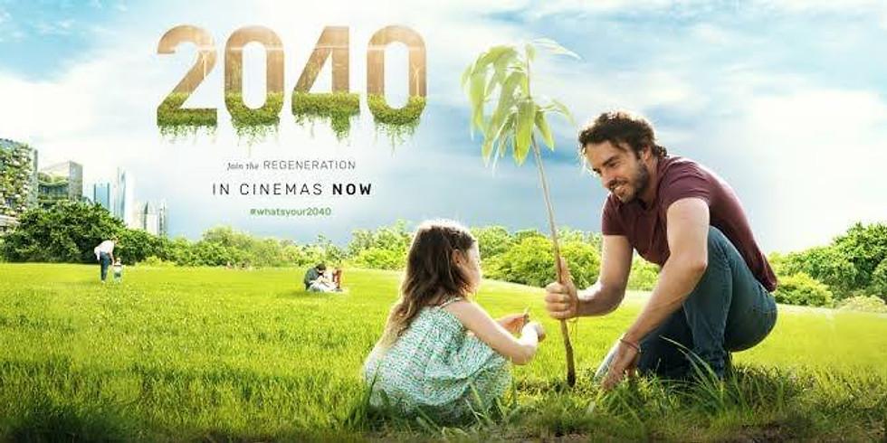 2040 Movie & Dinner Event