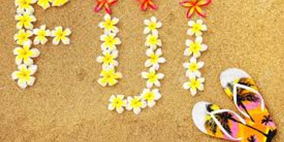 2019 Fiji Yoga Retreat - Fully Booked.