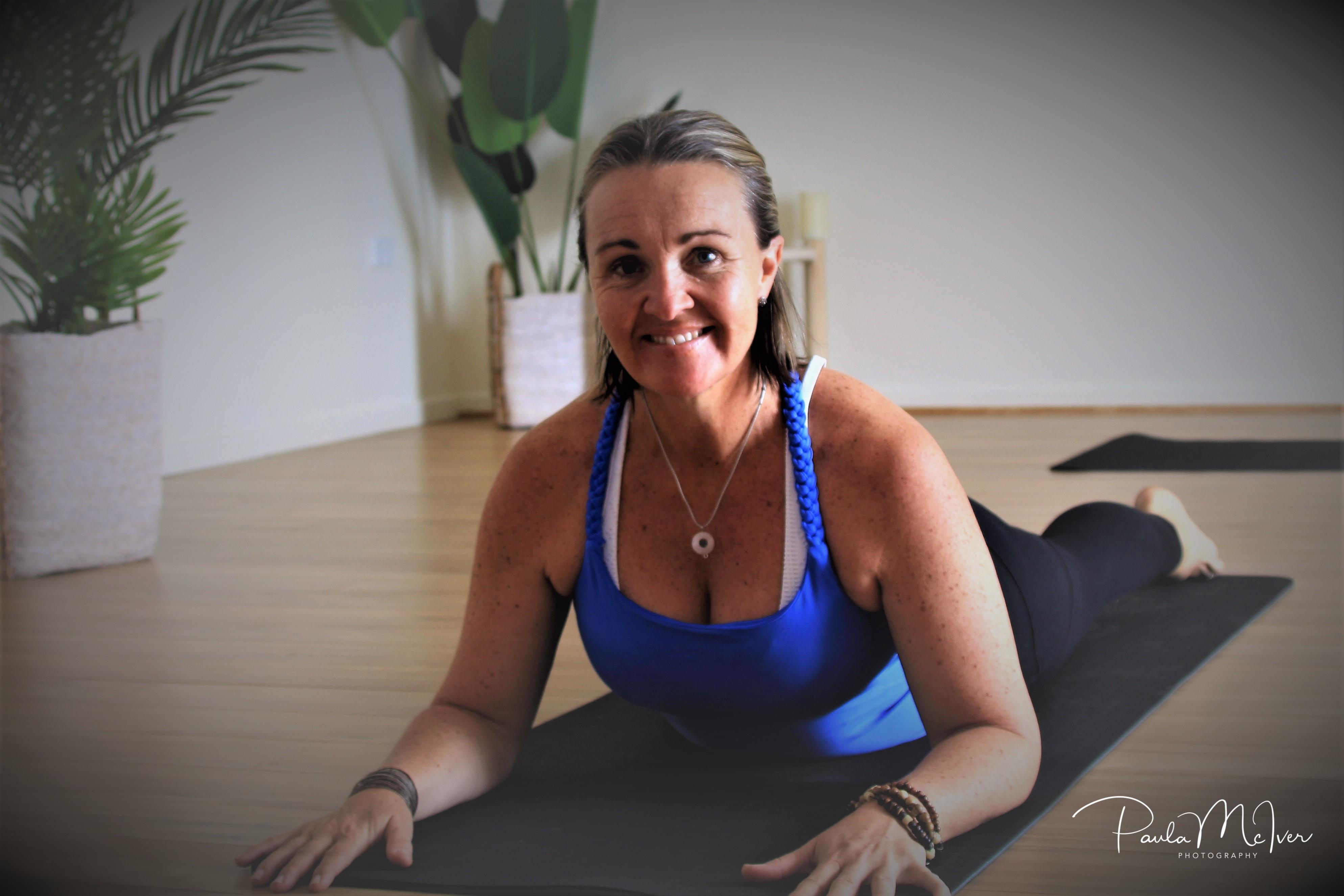 Hatha Yoga via Zoom Thursday 5.30pm