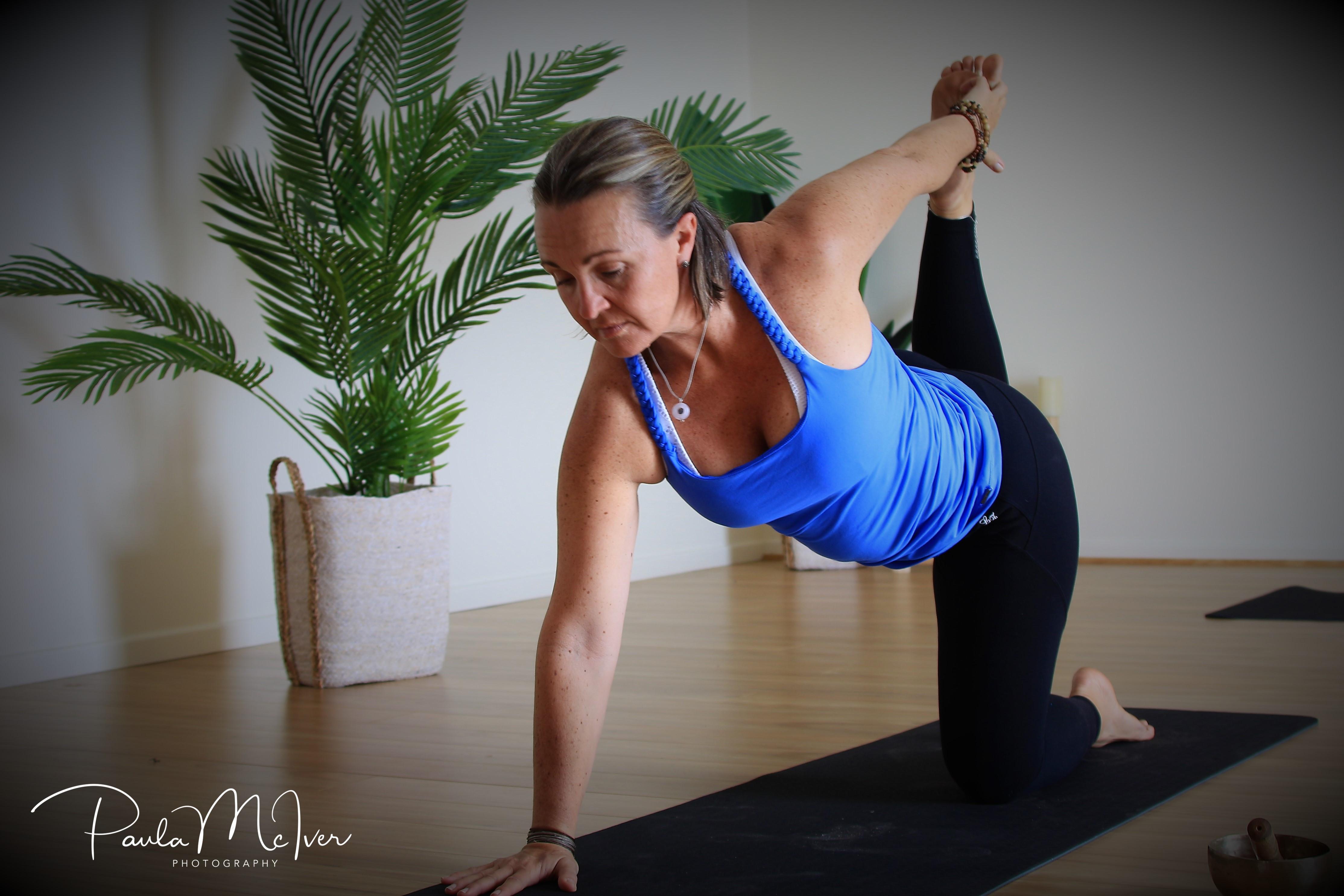 Hatha Yoga via Zoom Thursday 9.30am