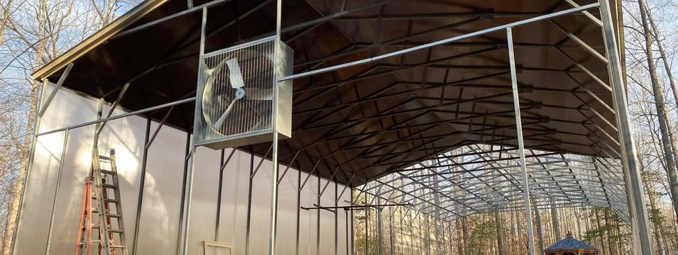Aviary Fan