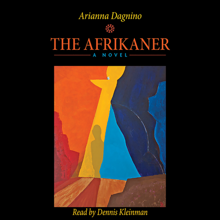 """The Afrikaner"": A South African novel with an Italian twist"