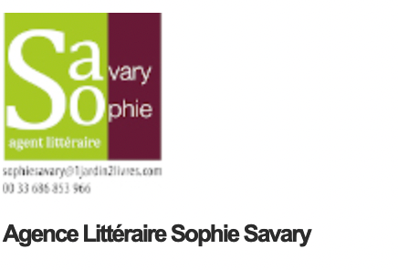 """""""The Afrikaner"""" in Europe with Sophie Savary Lit. Agency"""