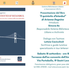 "Il ""Quintetto d'Istanbul"" in Liguria! (The ""Istanbul Quintet"" in Liguria)"