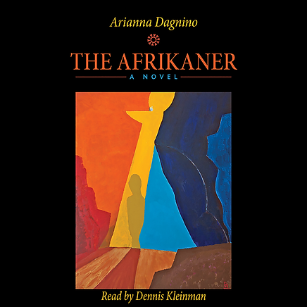 Audiobook Cover-The Afrikaner 3000 x 300
