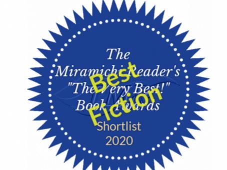 """The Afrikaner"" shortlisted for 'BEST BOOK'"