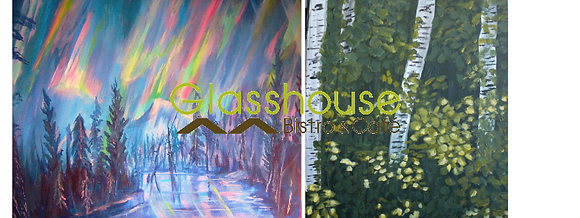 Glasshouse Bistro| Friday, March 18 | 6:30-8:30pm