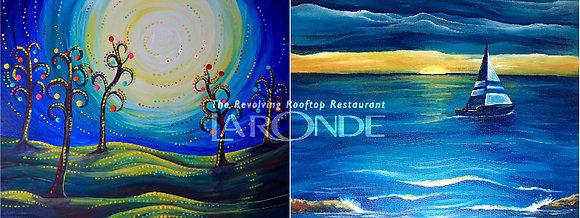 La Ronde | Monday, September 19 | 7-9pm