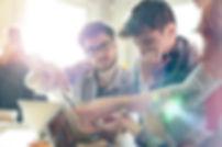 centro de estudios / idiomas / sarriguren / clases de repaso