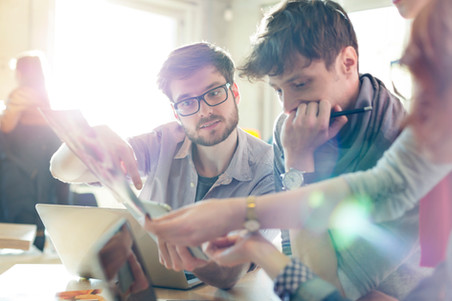 5 Signs of a Design Friendly Workplace