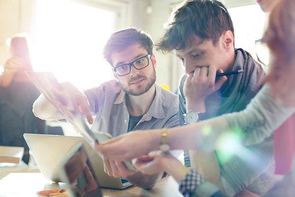 Treibe die Innovation in deinem Unternehmen