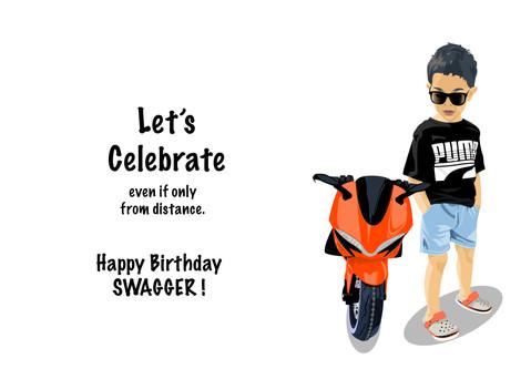 Happy Birthday Swagger