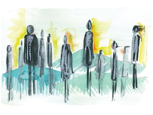 Wenskaarten van Eefje Verbeke ART