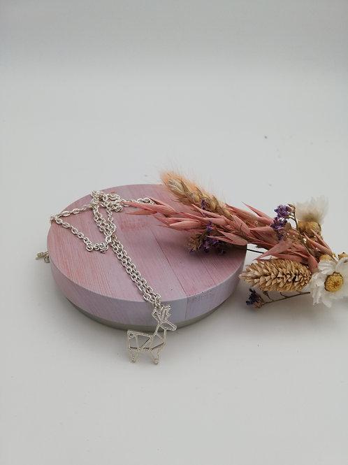 Juwelen: kettingen origami dieren