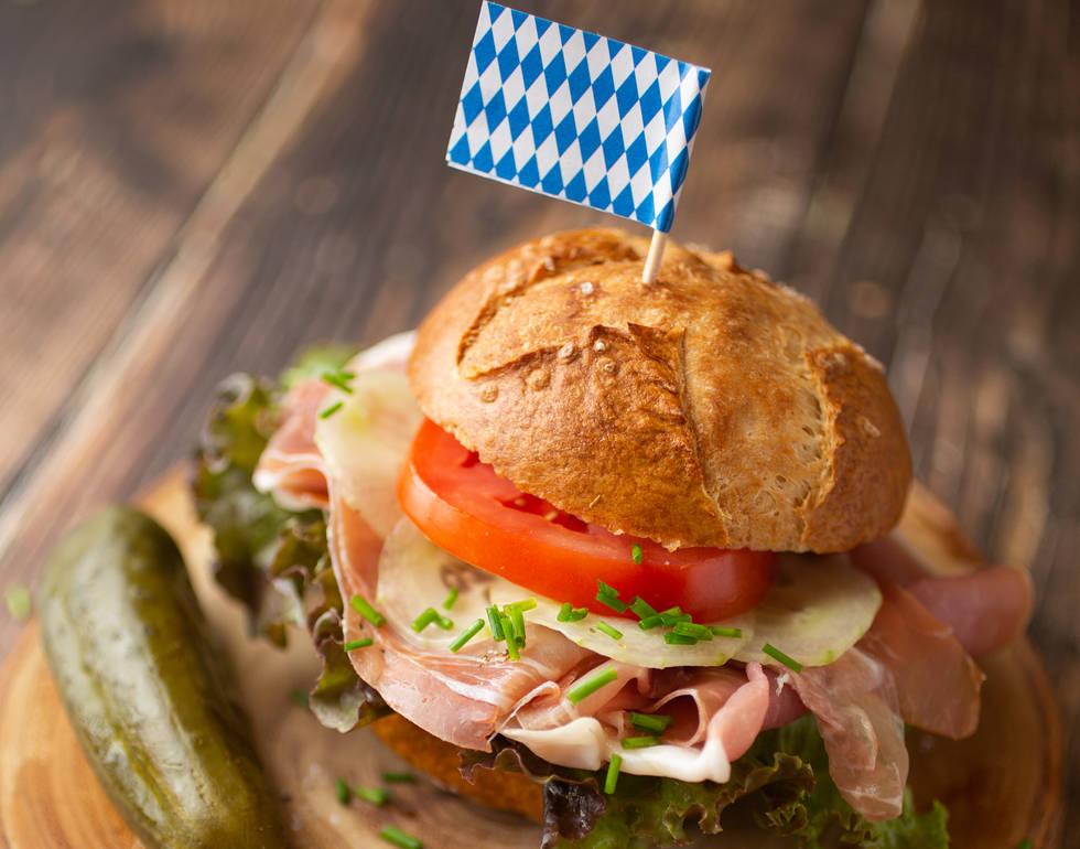 Prosciutto Sandwich*